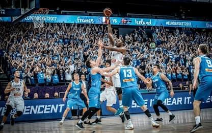 Eurobasket: vincono Francia, Finlandia e Slovenia