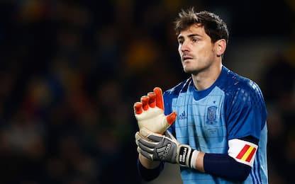 """Casillas: """"Real e Nazionale? Tornerei con piacere"""""""