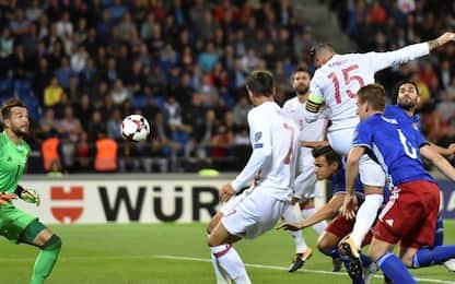 Rullo Spagna, la Macedonia fa un favore all'Italia