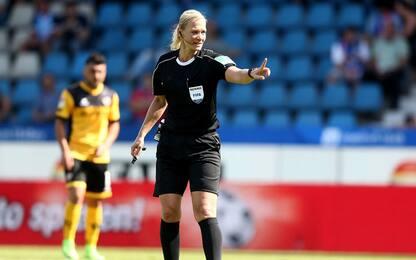 Bundesliga, per la prima volta arbitro donna