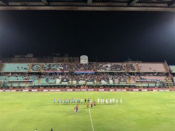 Serie C, Catania-Lecce: 3-0, dominio rossoazzurro
