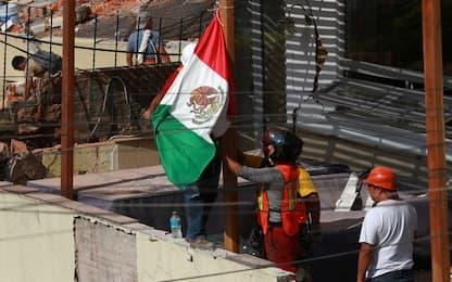 Terremoto in Messico, la solidarietà dello sport