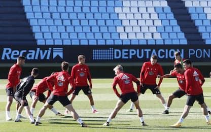 Celta Vigo, pochi spettatori: club multato