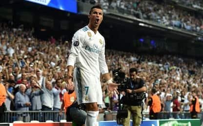 C. Ronaldo, i nuovi scarpini ispirati ai diamanti