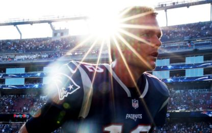 Rimonte, successi & verdure: l'insaziabile Brady