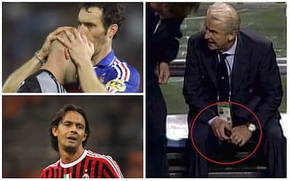 Scaramanzia e calcio: la fortuna prima di tutto...