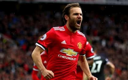 Juan Mata calciatore dell'anno per il Guardian