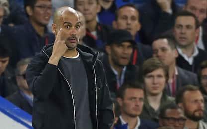 """Guardiola: """"Che felicità! Dedica a Mendy e Aguero"""""""