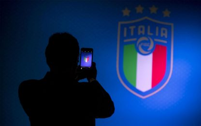 La Figc cambia look: guarda il nuovo logo Italia