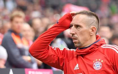 """Ribery sul Pallone d'Oro 2013: """"Derubato da CR7"""""""