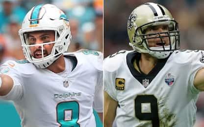 Brees-Moore: it's a Quarterback League!