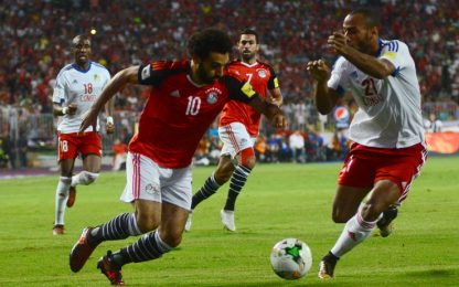 Doppio Salah, Egitto ai Mondiali dopo 27 anni