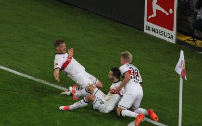 Stoccarda-Colonia 2-1, la decide Akolo al 94'