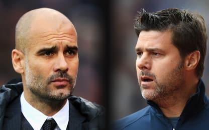 """Pochettino contro Guardiola: """"Deve rispettarci"""""""