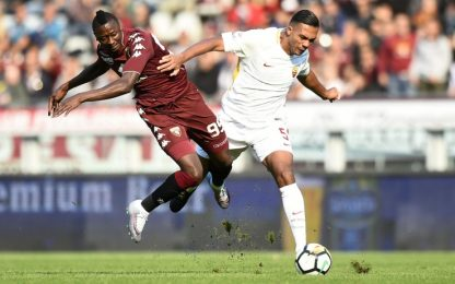 Torino, problemi muscolari per Sadiq e Bonifazi