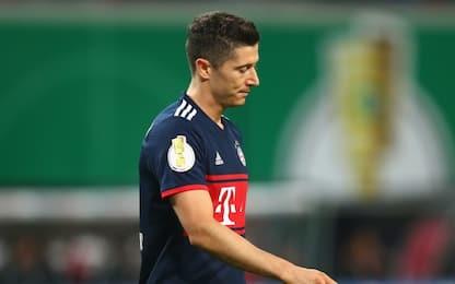 """Lewandowski: """"Sono stanco, voglio un sostituto"""""""