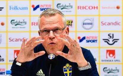 Svezia: i convocati per Russia 2018 in diretta tv