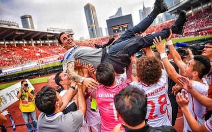 Cannavaro in Champions con il Tianjin