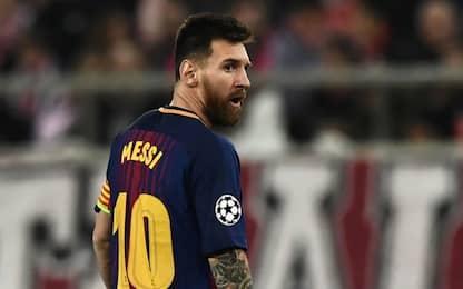 Messi-Barça, 600 volte insieme: i momenti clou
