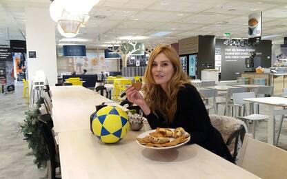 """Astrid, svedese all'italiana: """"Cos'è il Biscotto?"""""""