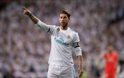 "Sergio Ramos: ""Neymar, al Real sei il benvenuto"""