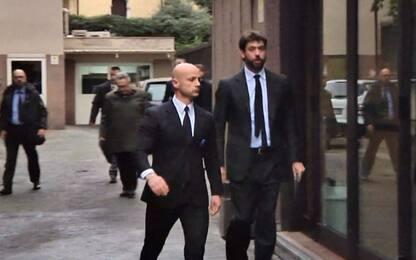 Caso biglietti, rinviata sentenza appello Agnelli