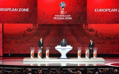 Russia 2018, squadre e fasce per il sorteggio