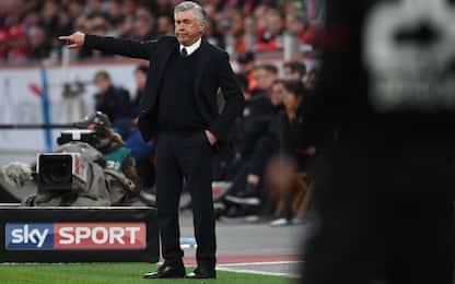 Nazionale, risposta di Ancelotti non entro lunedì