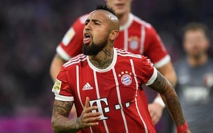 Bayern sempre più in fuga, Augsburg battuto 3-0