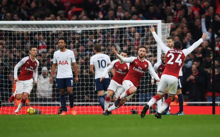 Arsenal (Getty)