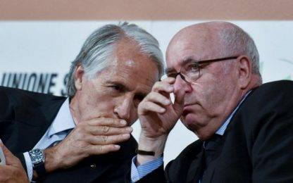 """Malagò: """"Penso e spero che Tavecchio si dimetta"""""""