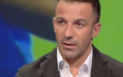 """Del Piero: """"Ct ideale? Idee chiare prima di tutto"""""""