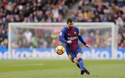 Messi, smentita sulla clausola per l'indipendenza
