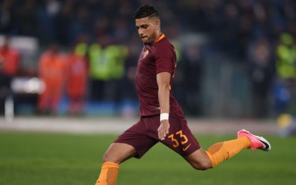 Roma-Juve anche sul mercato: Emerson parte?