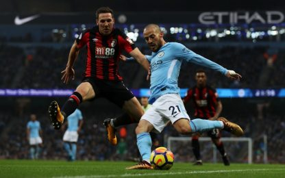 Man City, Silva out per motivi personali