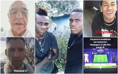 Balo sfida Enock: Galliani e Neymar si schierano