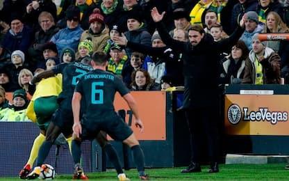 City ok, Chelsea costretto al replay dal Norwich