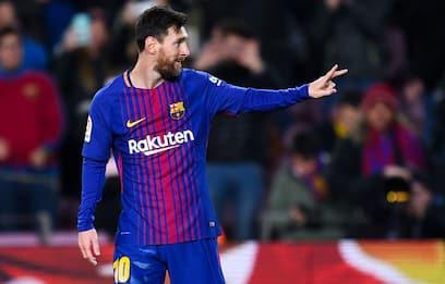 Coppa del Re, Messi show: Barça ai quarti