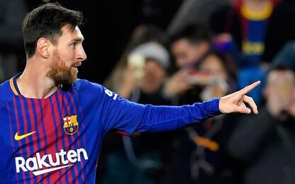 Dalla Spagna: piano segreto per Messi in Cina