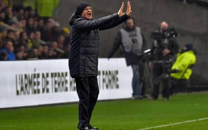 """Ranieri: """"Peccato che qui non c'è il Var"""""""