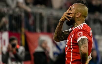 Il Bayern travolge l'Hoffenheim, pari Dortmund