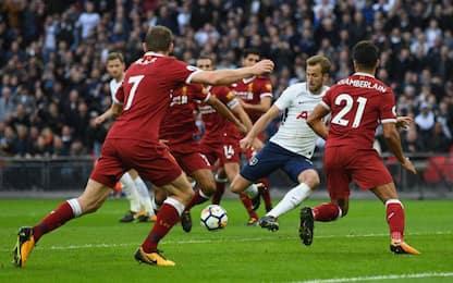 Premier, c'è Liverpool-Tottenham: Salah sfida Kane