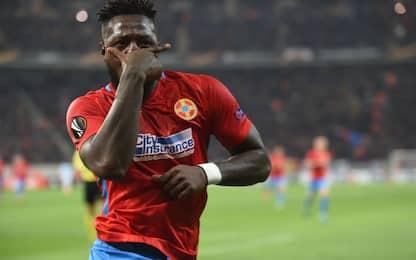 La Lazio perde ancora, battuta 1-0 dalla Steaua