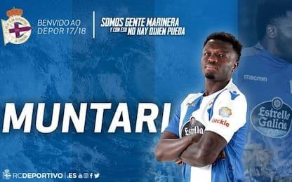 Calciomercato, ufficiale Muntari al Deportivo