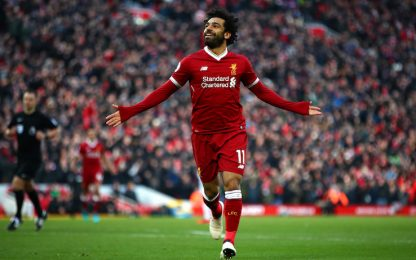 Festa Liverpool, 4-1 al West Ham: i risultati