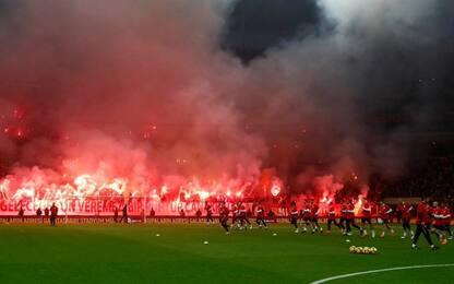 Galatasaray, in 28mila per allenamento pre derby