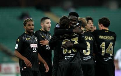 Improta, Cissé, Nené: Il Bari batte il Brescia 3-0