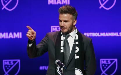 Miami, Beckham punta Ancelotti, Rooney e CR7
