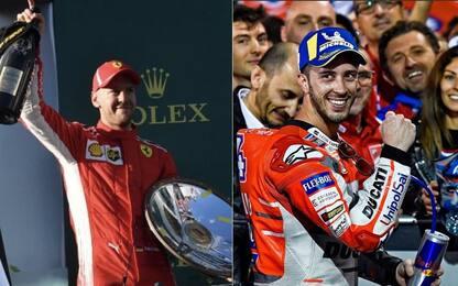 Ferrari e Ducati, quel destino comune