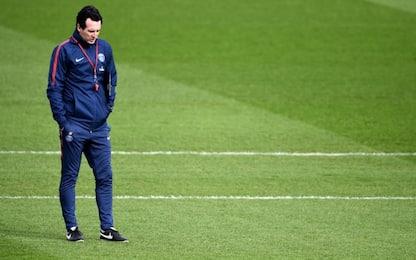 """Emery: """"Mbappé voleva Real o Barça, Neymar..."""""""